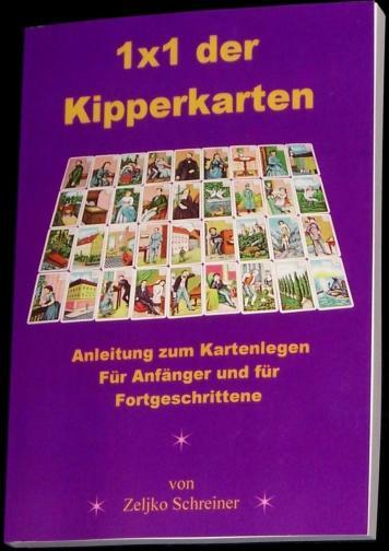 """Das Buch mit dem Titel """" 1x1 der Kipperkarten """" mit Orignal Signatur des Autors Zeljko Schreiner über diesen Link bestellen!"""